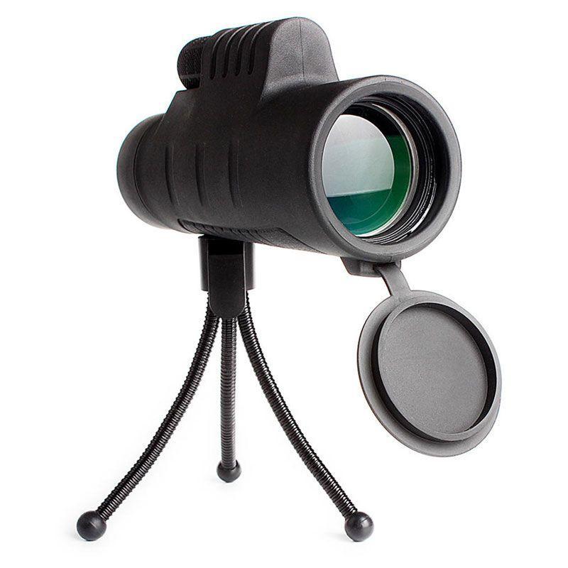 Télescope Longue-Vue Monoculaire Militaire Longue Distance 1500m / 9500m + Trepied + Accésoires