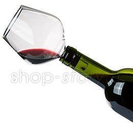 Verre de Vin Bouchon pour Bouteille GROUPON