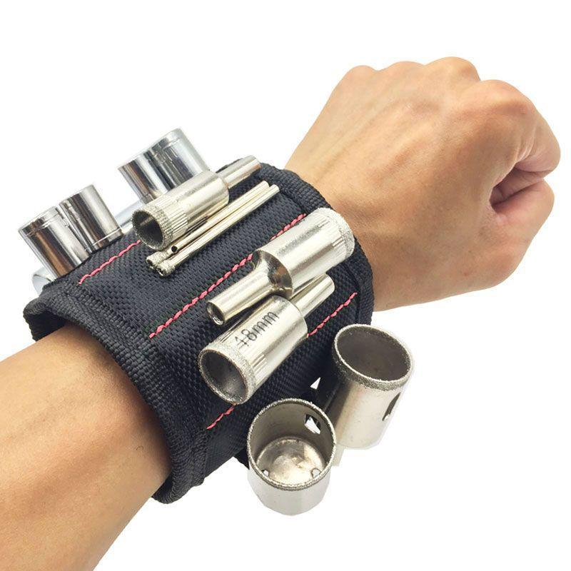 Brassard Magnétique pour Bricolage Porte Outils