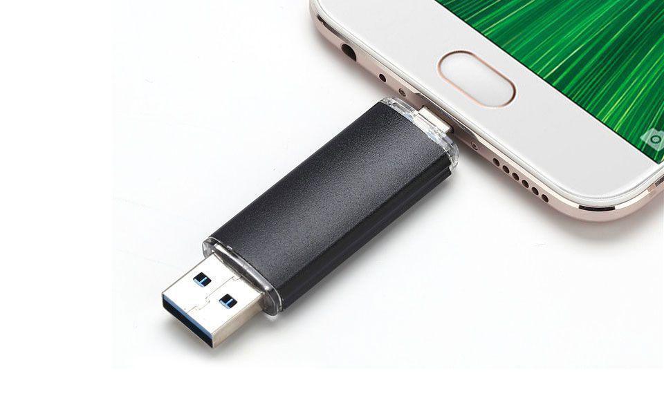 Clé USB pour Smartphone et Tablette - Stockage de 8 GB GROUPON