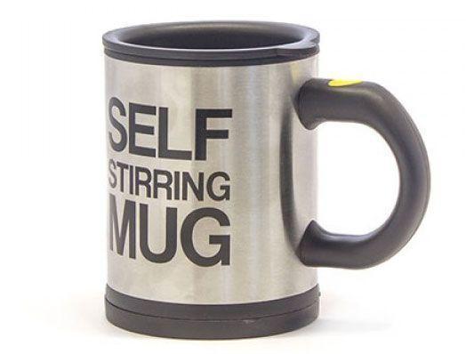 Tasse - Mug 350 ml avec méangeur automatique
