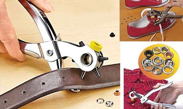 Perforeuse multifonctions, outils, poinçon, outils de bricolage