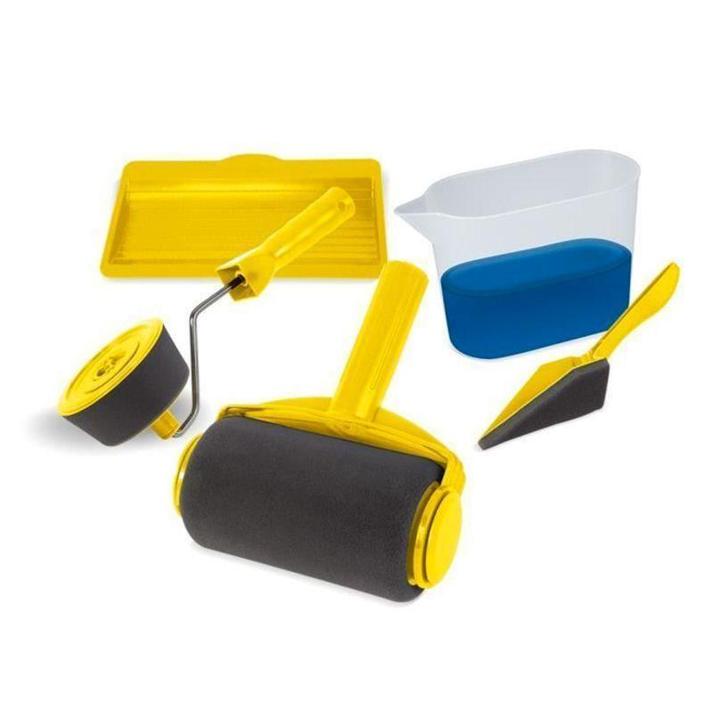 facil roller rouleaux peinture réservoir intégré