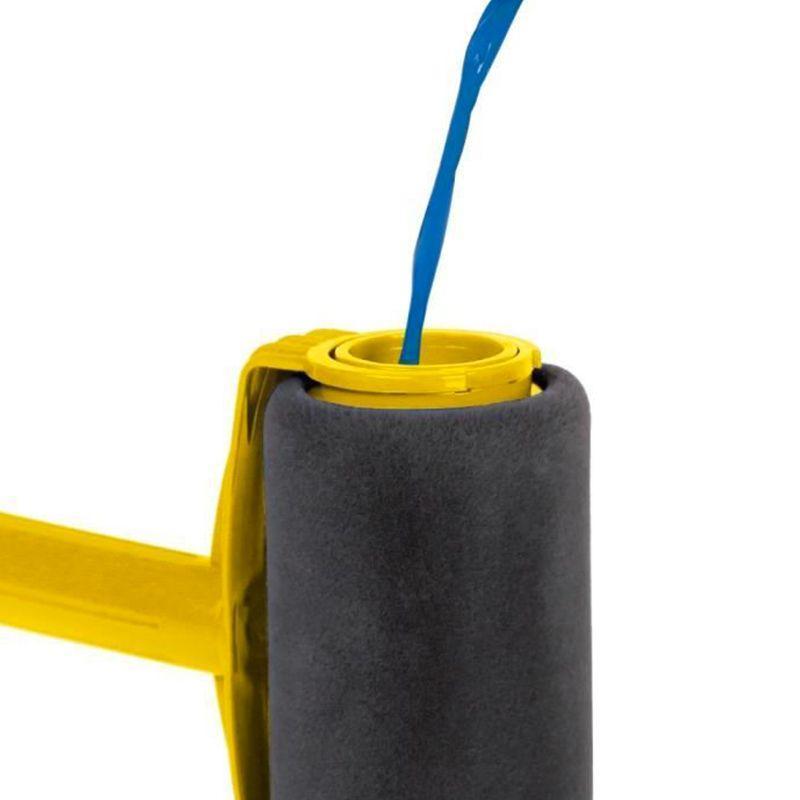 facil roller-rouleaux-peinture-réservoir-intégré